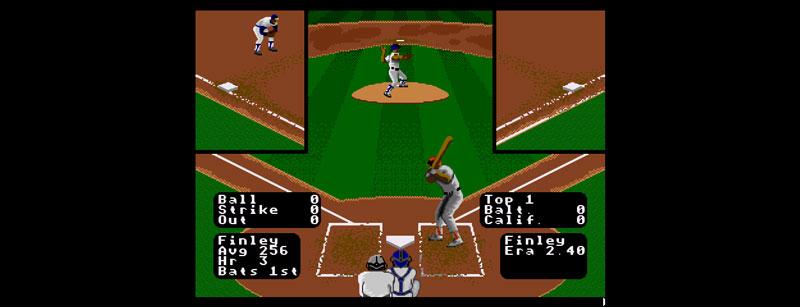Electonic Baseball 3