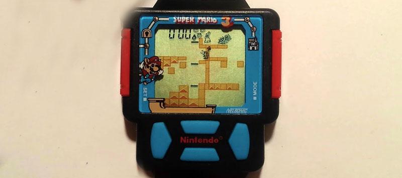 Super Mario Bros. Game & Watch