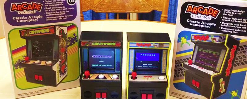 Arcade Classics by Basic Fun