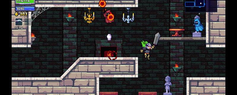 Rogue Legacy Games