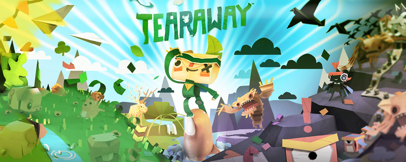 Tearaway Game
